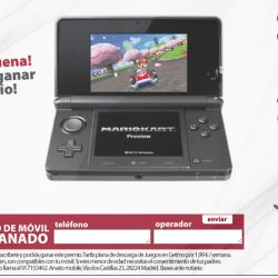 Campaña DS Nintendo