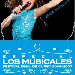 Cartel Los Musicales