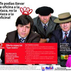 promocion Vodafone San Isidro