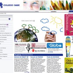 Web Colegio Base