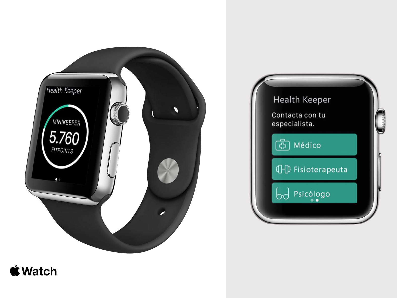 Apple Watch AXA-2