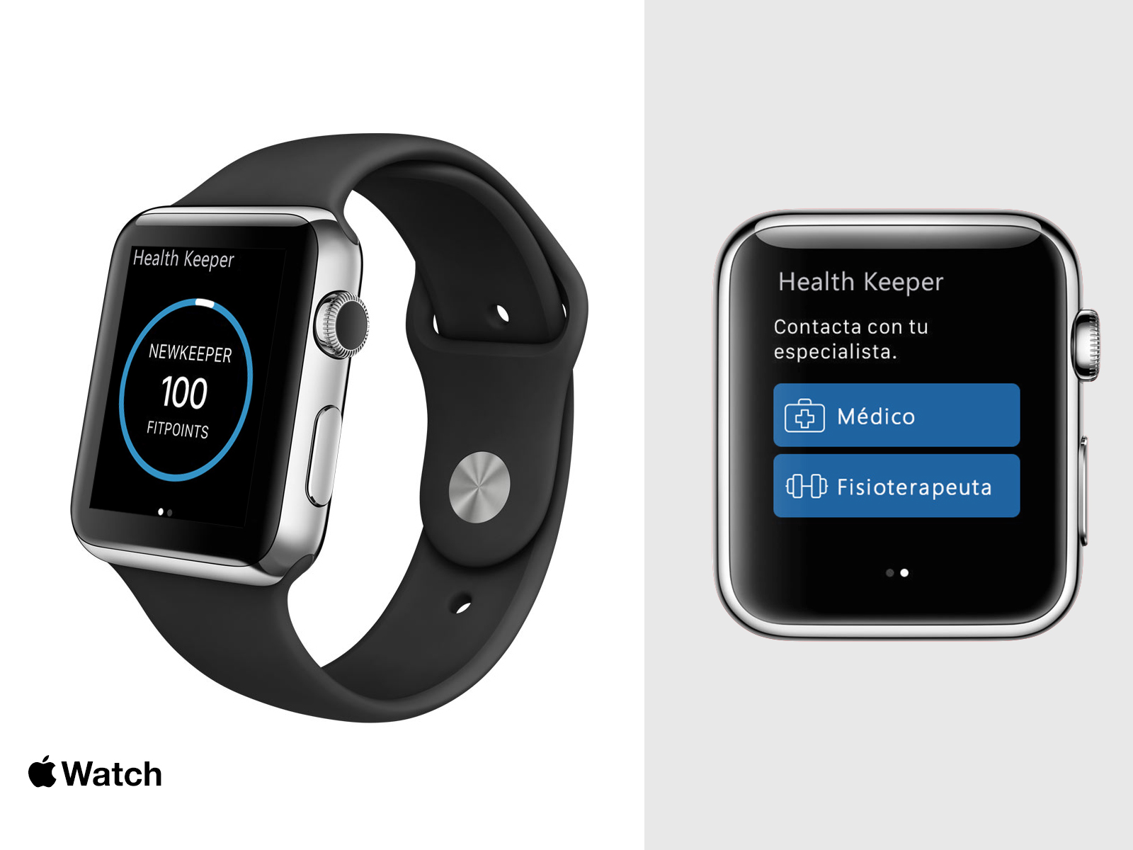 Apple Watch AXA