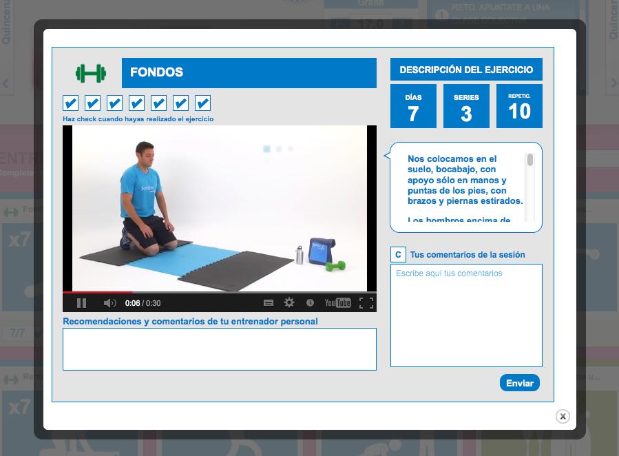 Ejemplo vídeo ejercicio