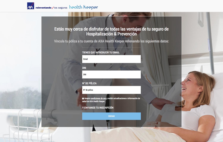 Landing Hospitalización y Prevención