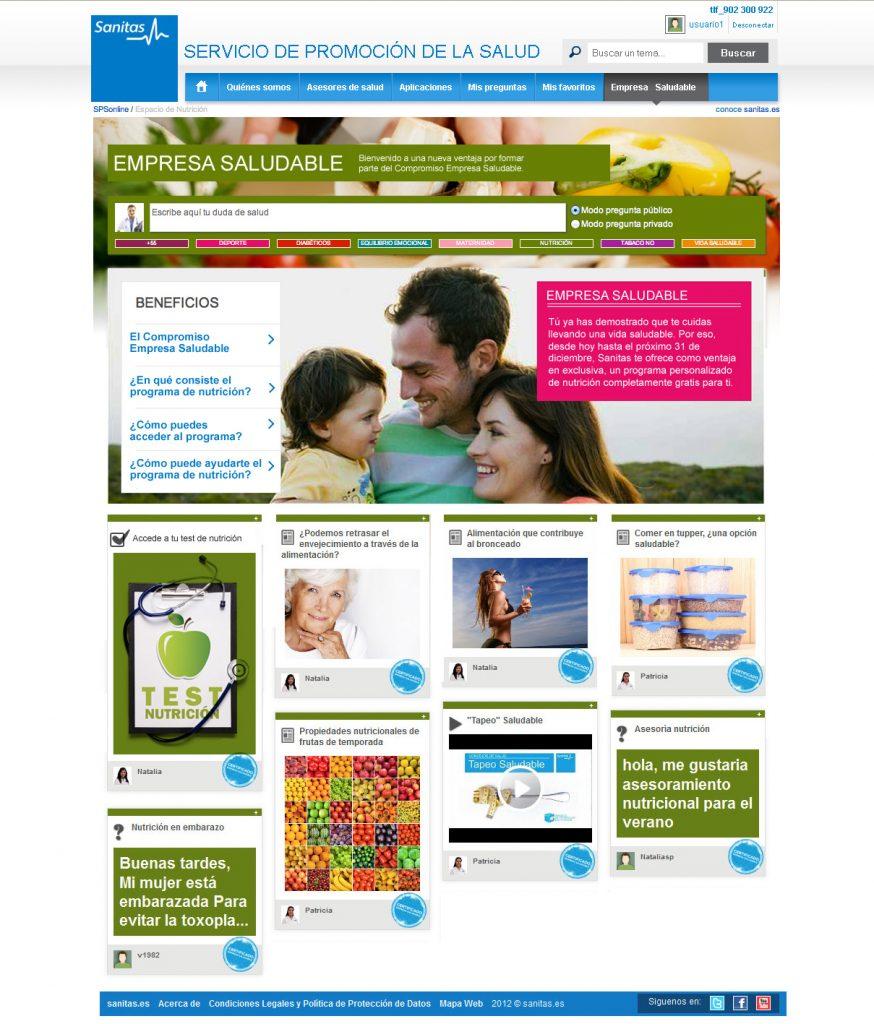 Programa Empresas Saludables